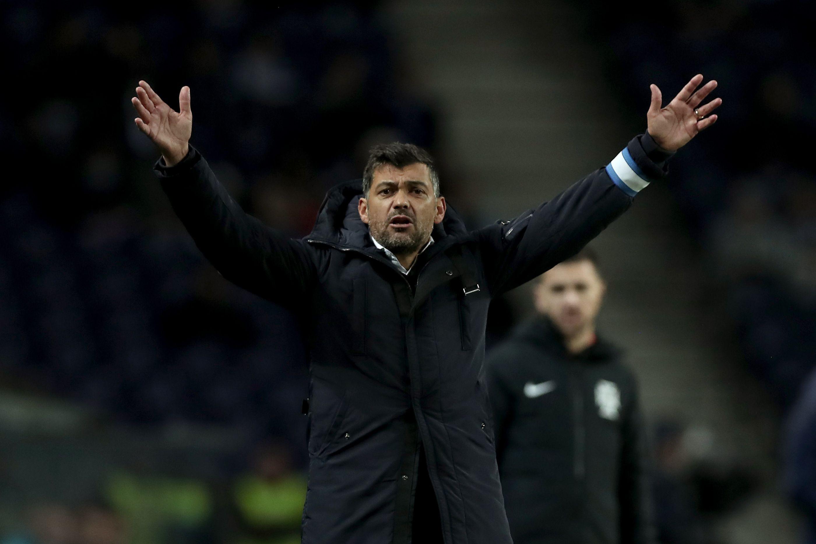[0-0] Já se joga o Desportivo de Chaves-FC Porto