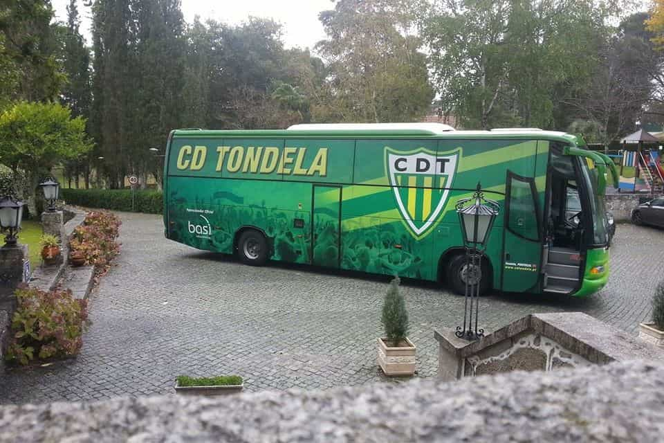 O gesto de fair play do Tondela que comoveu o FC Vale Formoso