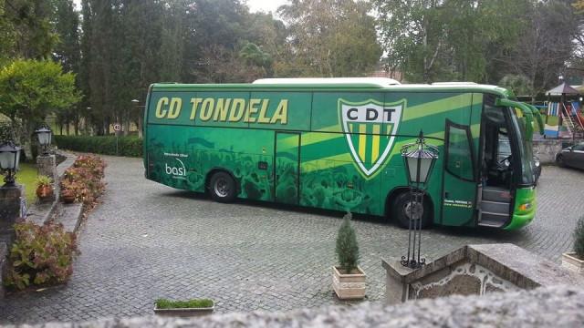 O gesto de fair play do Tondela que comoveu o FC Vale Formoso