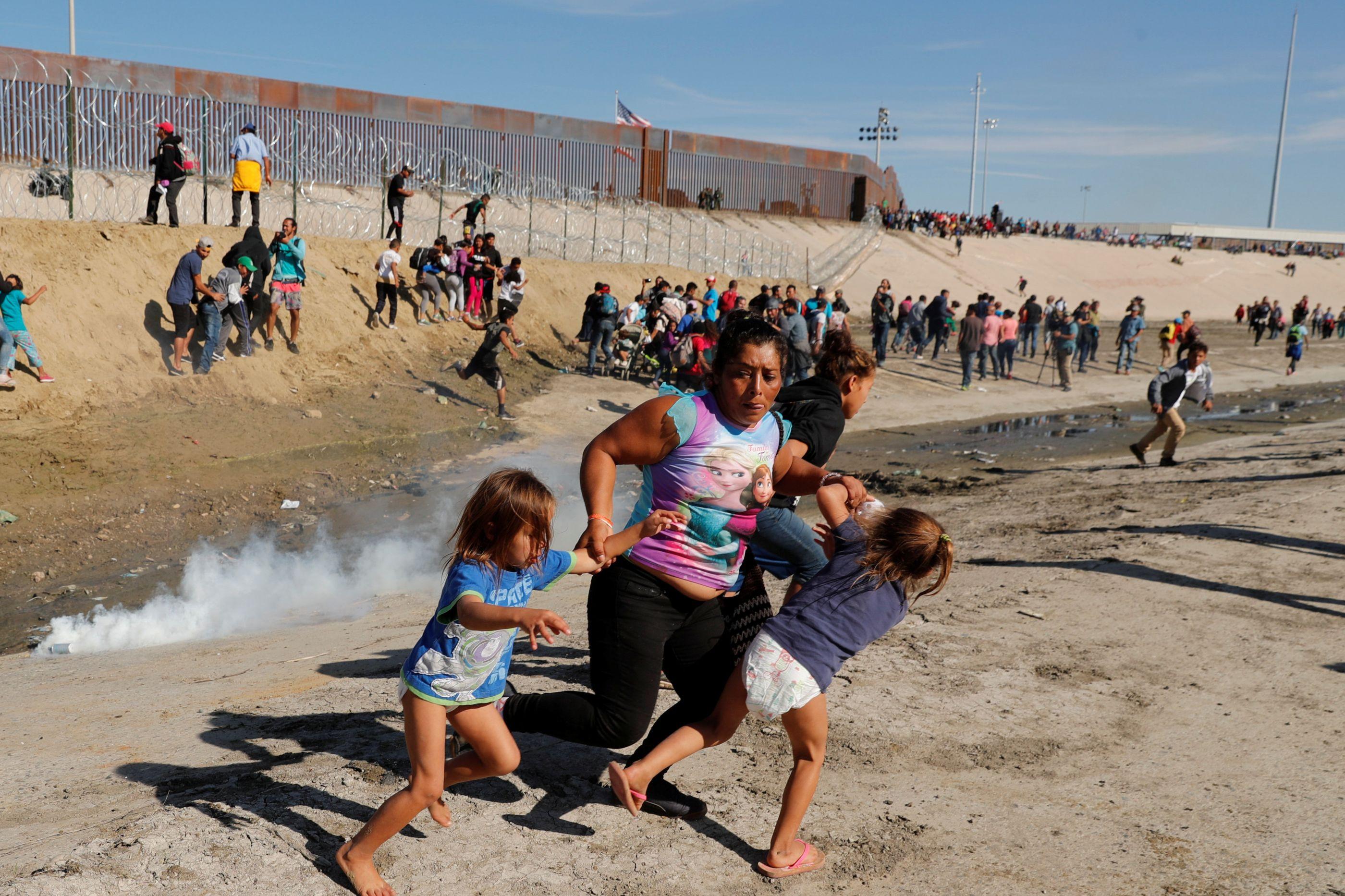 EUA fecham posto fronteiriço perto de Tijuana