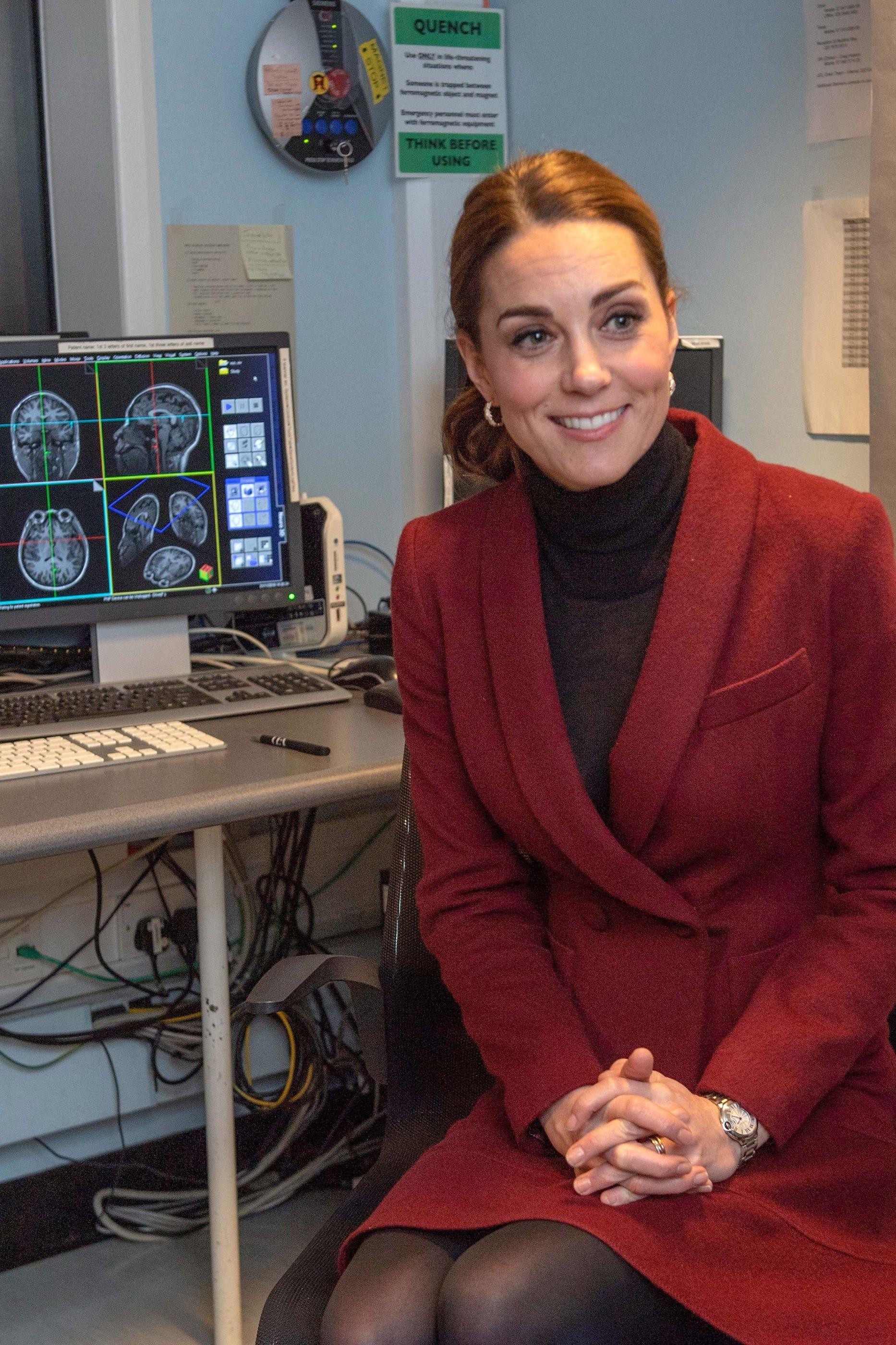 Kate Middleton revela 'pequeno segredo' dos seus tempos na universidade