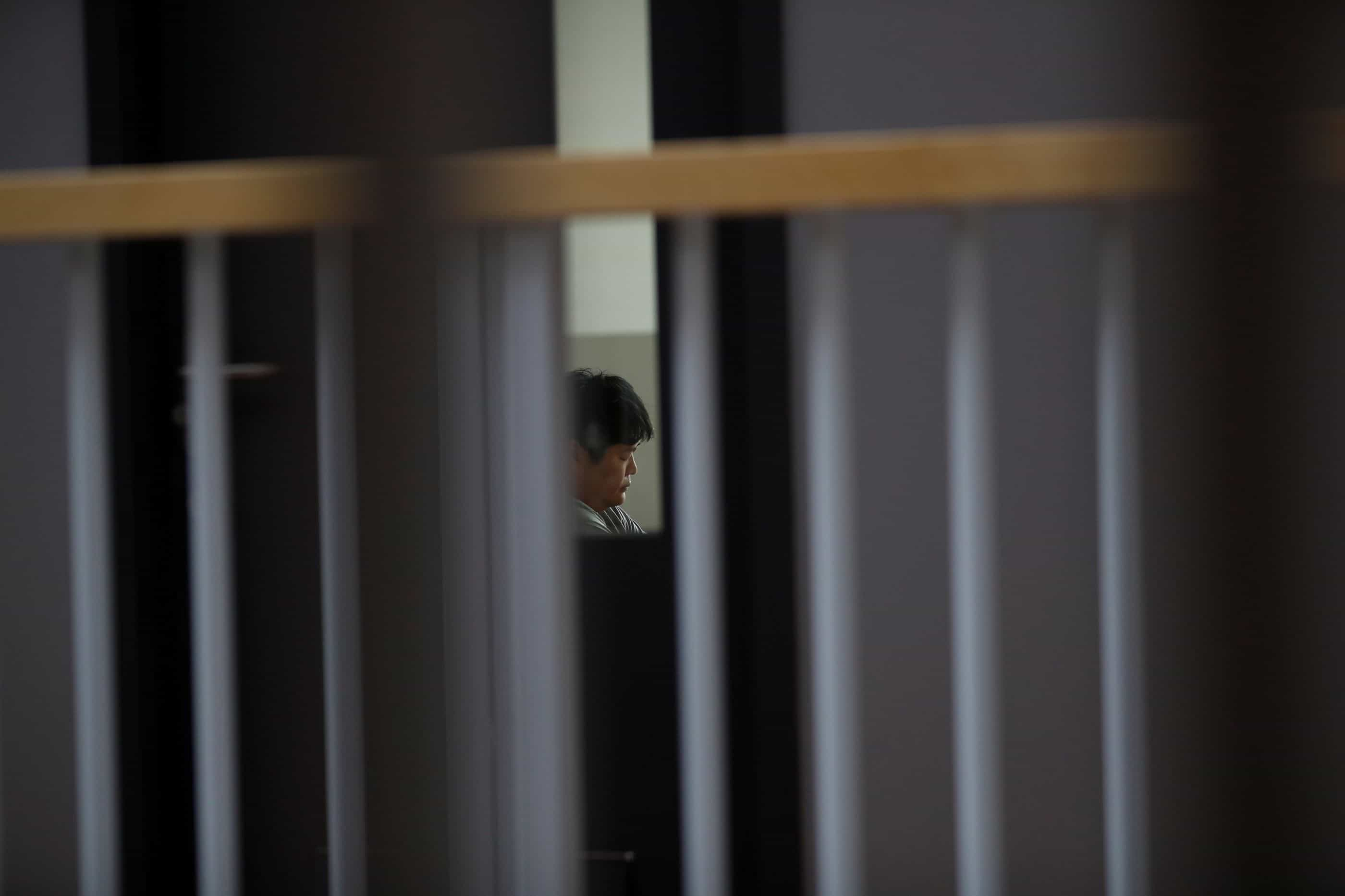 Há quem pague para ser 'preso' e assim conseguir uma pausa da vida diária