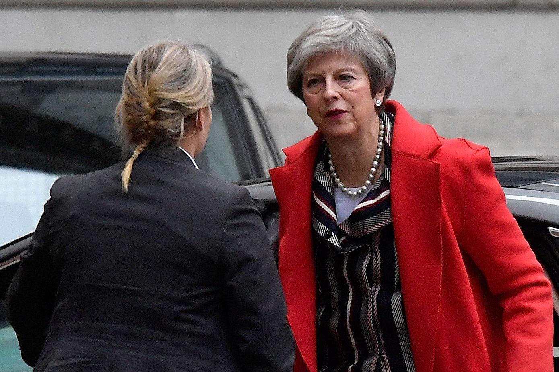 Parlamento britânico vota quarta-feira alteração de data de saída