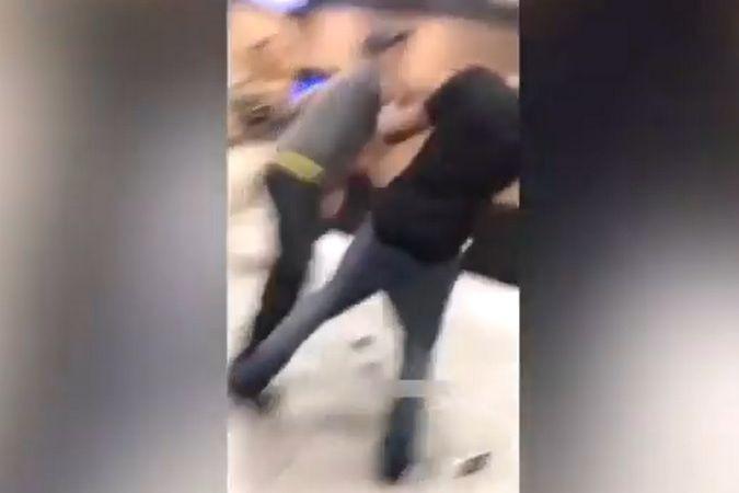 Discussão em McDonald's acaba com agressões entre funcionário e cliente