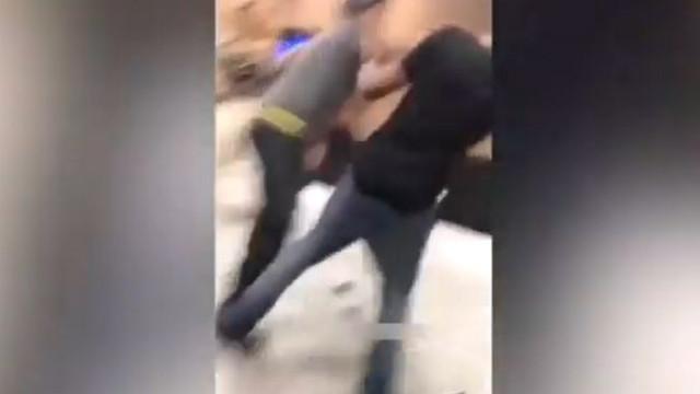 Discussão em McDonald's acaba em agressões entre funcionário e cliente