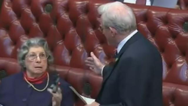 Morreu uma das figuras mais acarinhadas do Parlamento britânico
