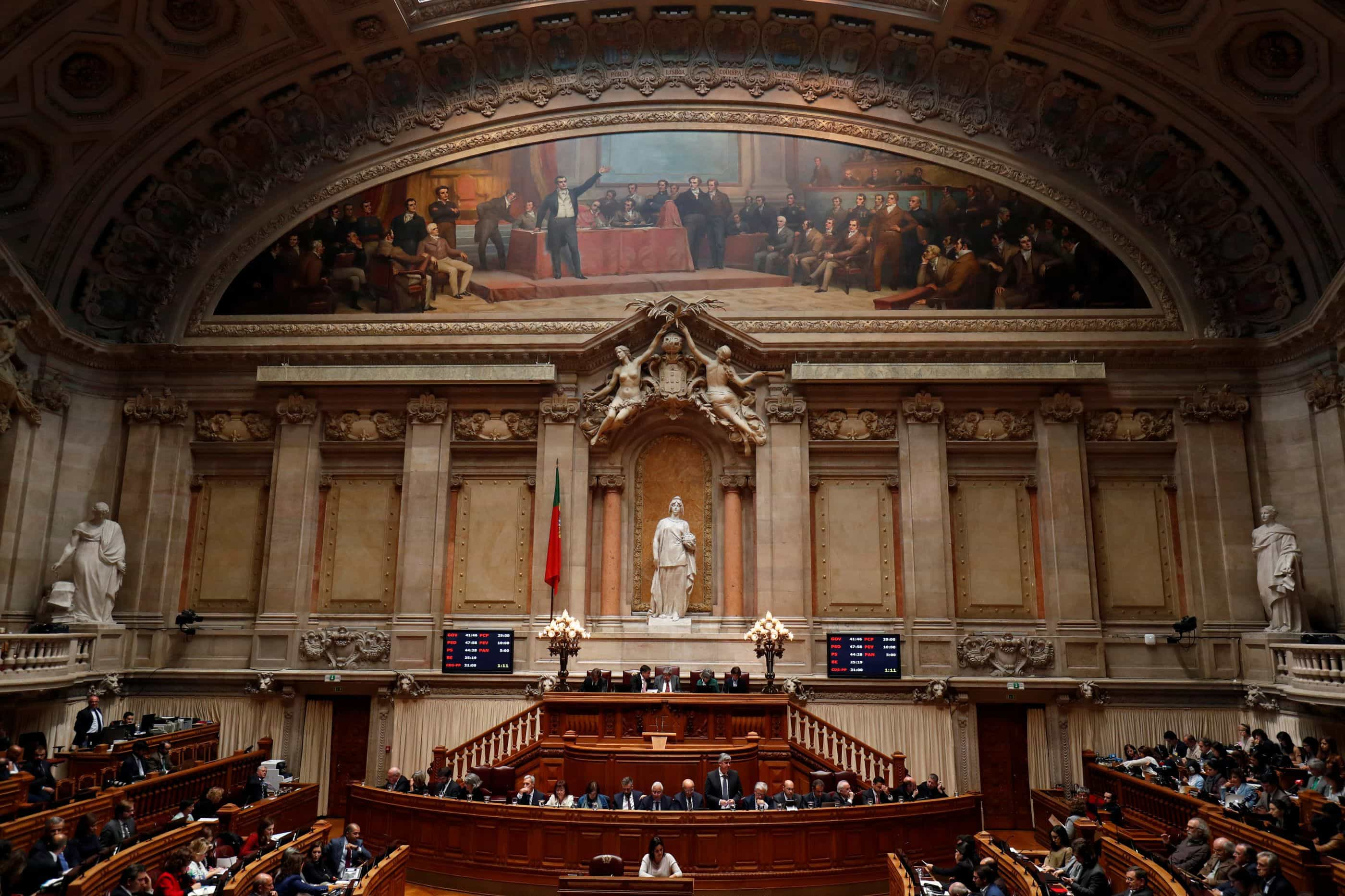 Programa de Estabilidade e Programa Nacional de Reformas vão a debate