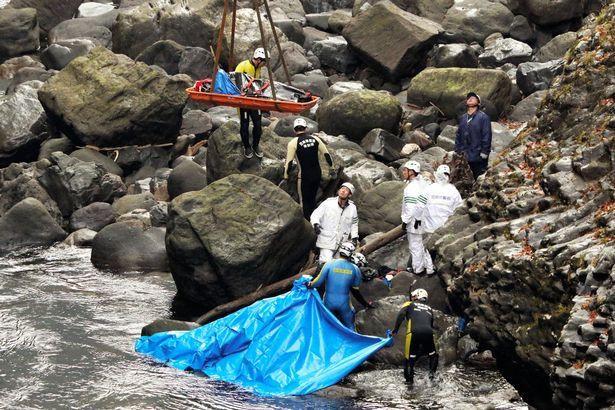 Mata cinco familiares e um amigo com uma catana no Japão