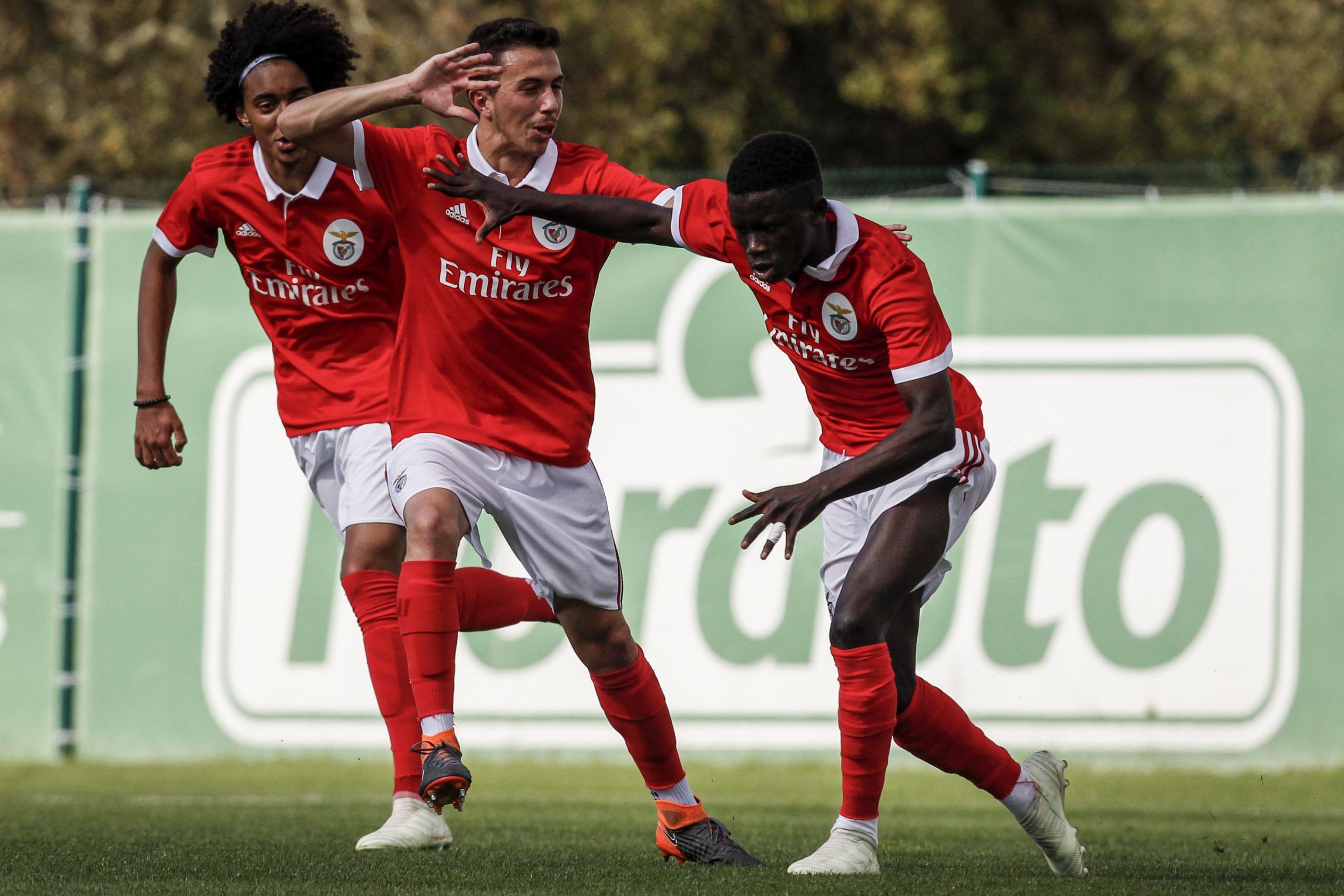 Benfica empata com o Bayern com selo de... Ronaldo