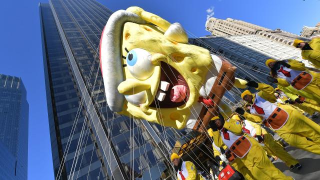 Morreu Stephen Hillenburg, o criador do SpongeBob. Tinha 57 anos