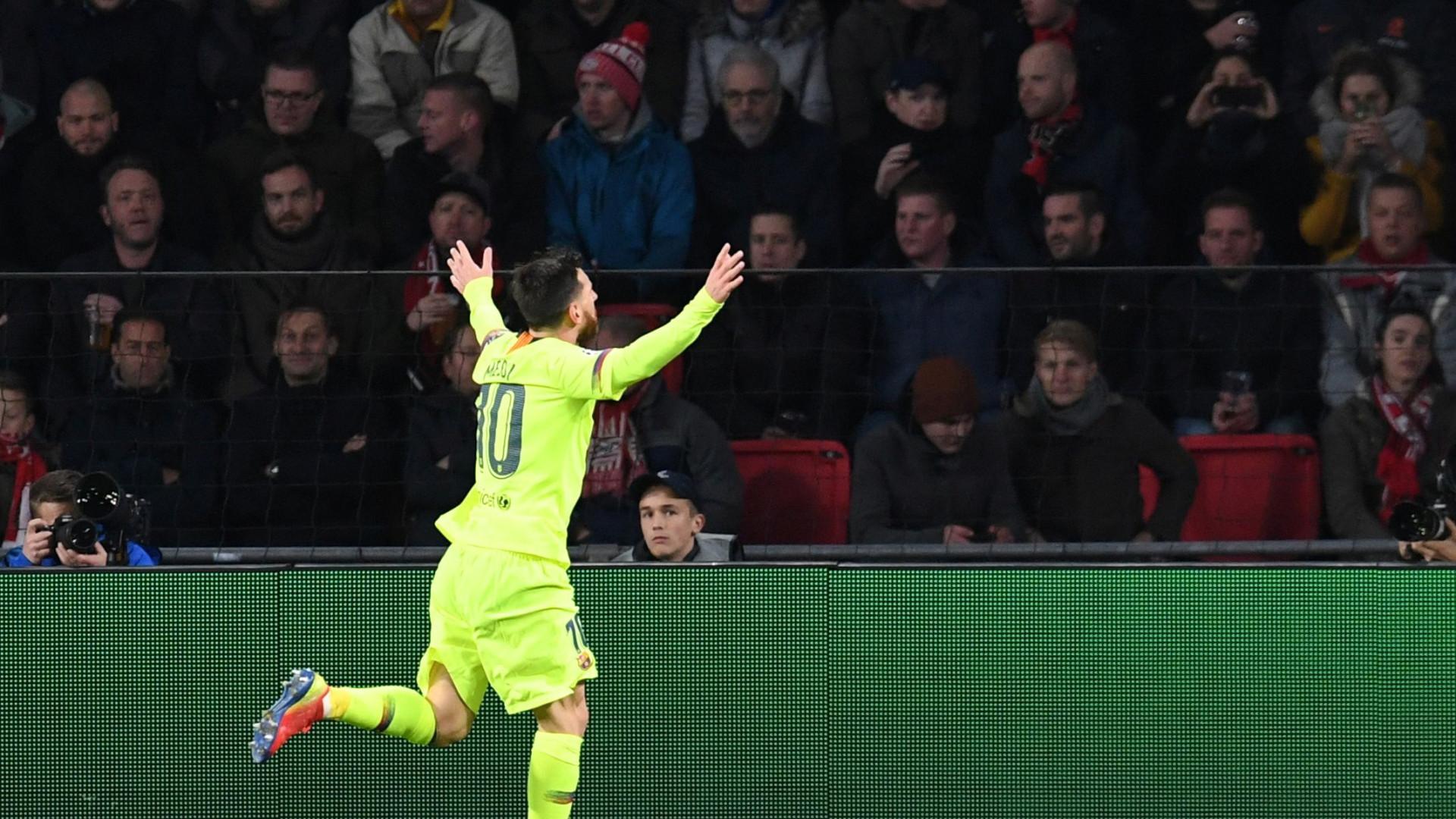 9a47332db3532 Lionel Messi  destrona  Ronaldo em recorde da Champions