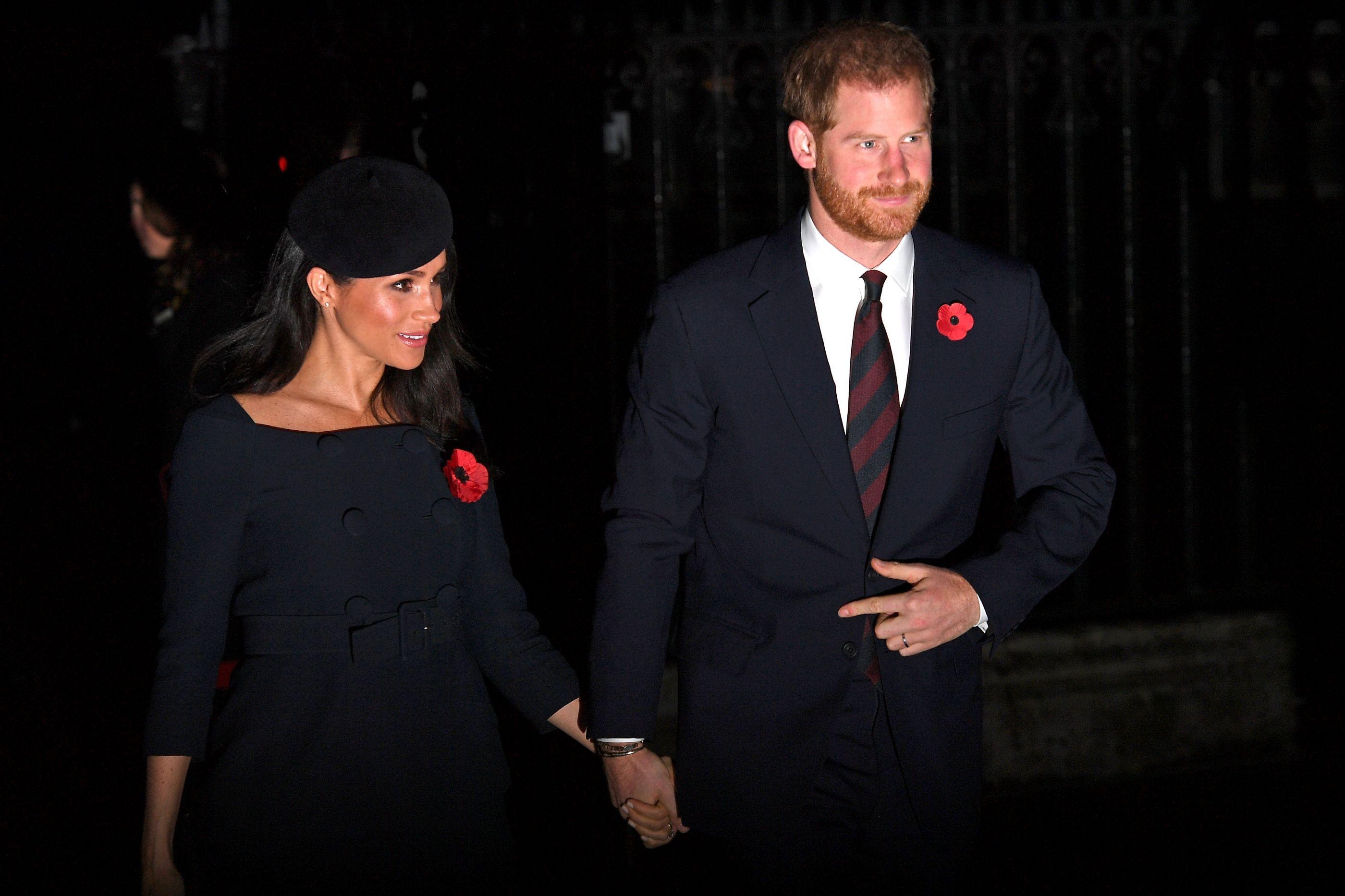 Príncipe Harry e Meghan Markle vão ter gémeos? Fãs acreditam que sim
