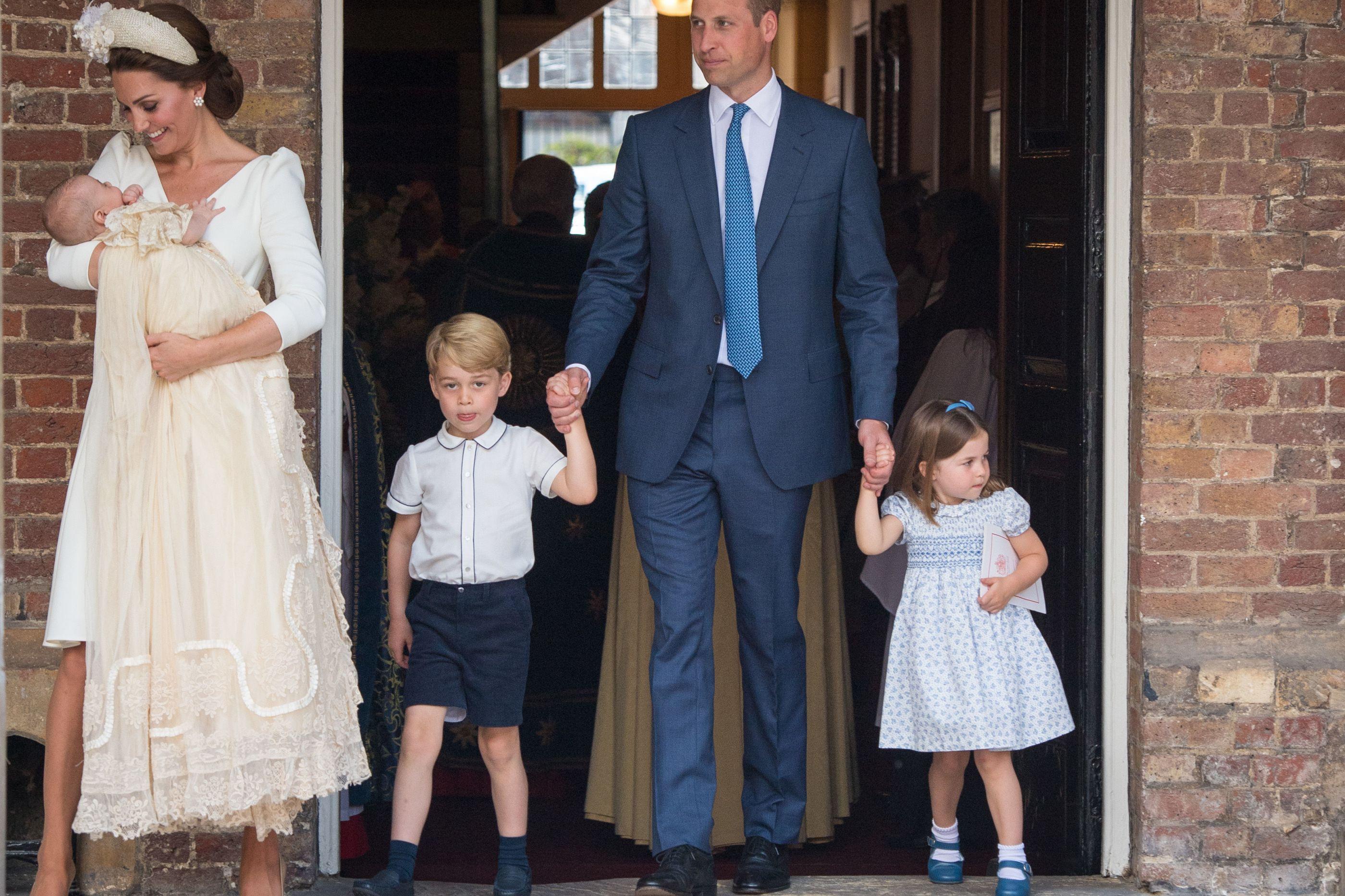 Kate Middleton já a pensar no quarto filho?