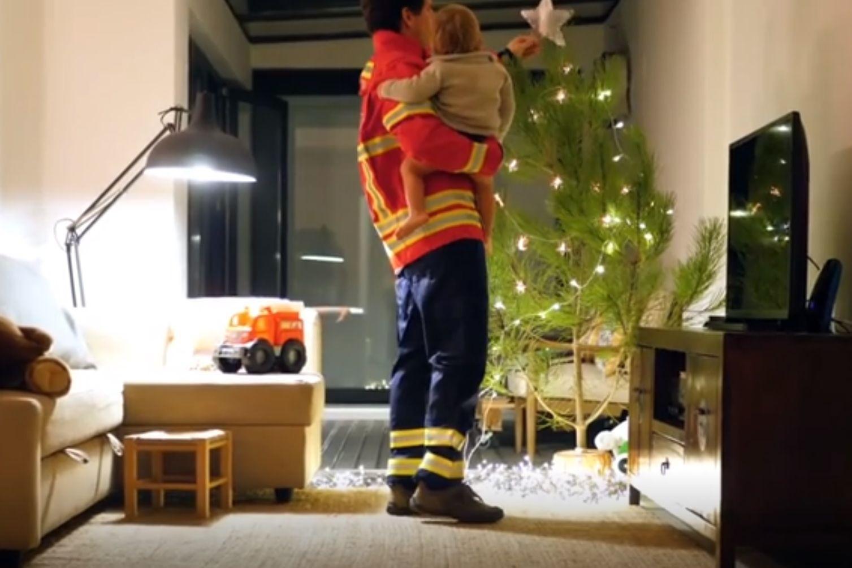 Neste Natal, volte a alugar um pinheiro e ajude os bombeiros