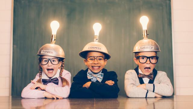 Sete sinais surpreendentes de que é mais inteligente do que a média