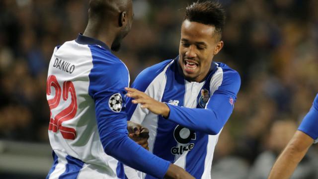 Venda de Militão paga... renovações do FC Porto