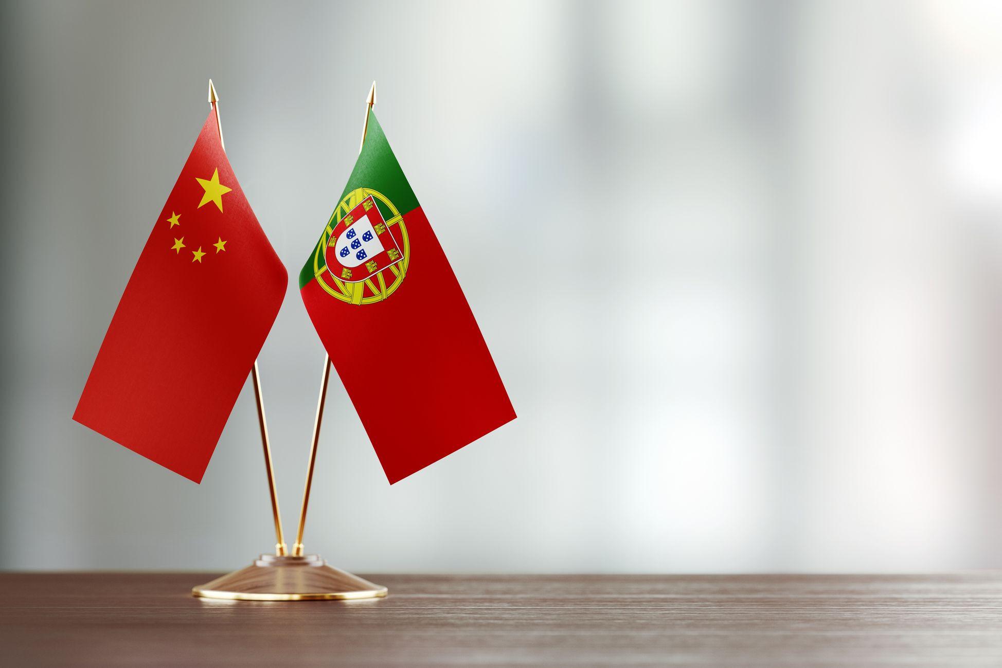 """Com Portugal, a China tem """"um pézinho na UE"""" sem investimento """"desejado"""""""