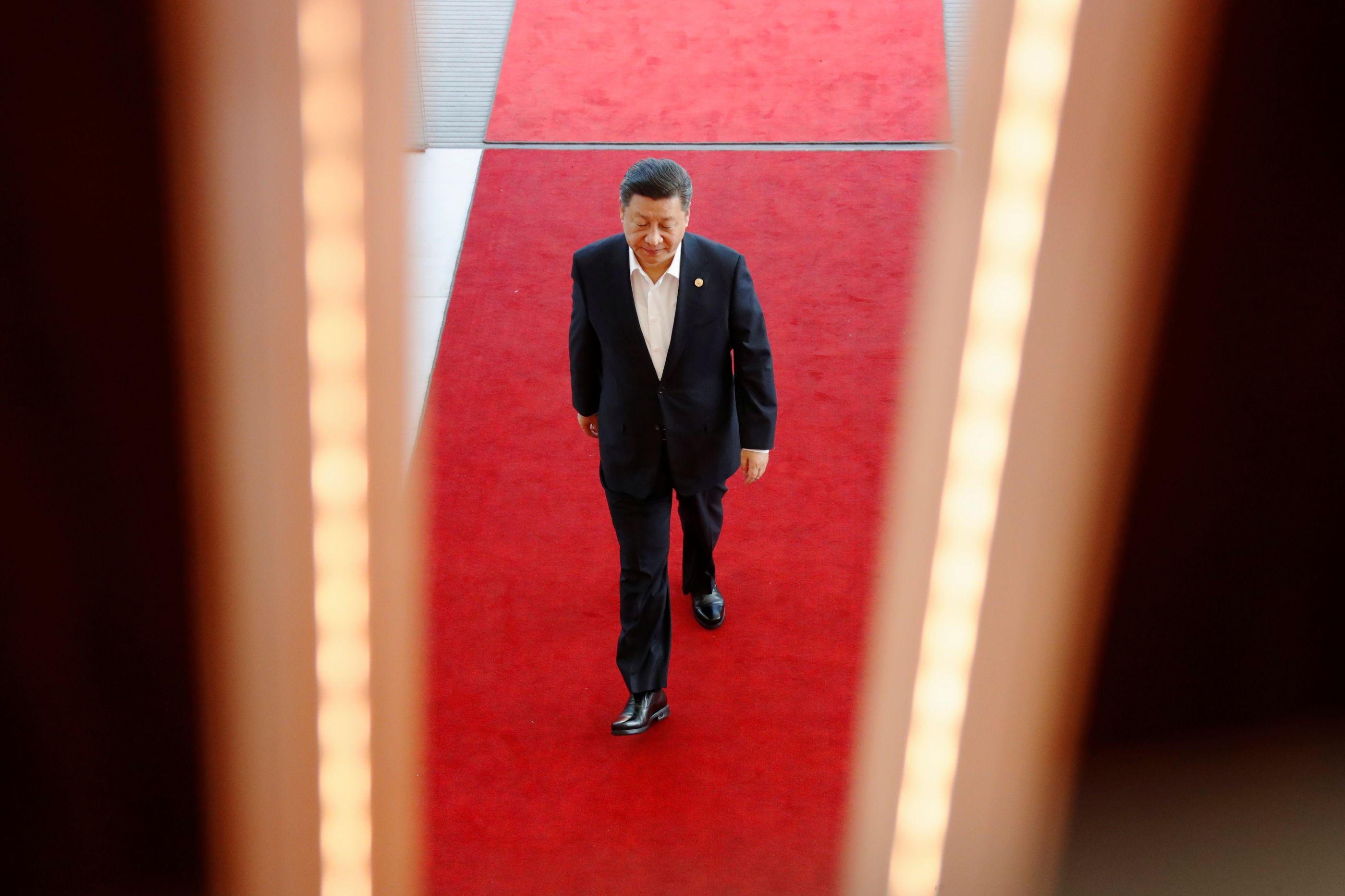 Presidente chinês felicita líder norte-coreano por reeleição