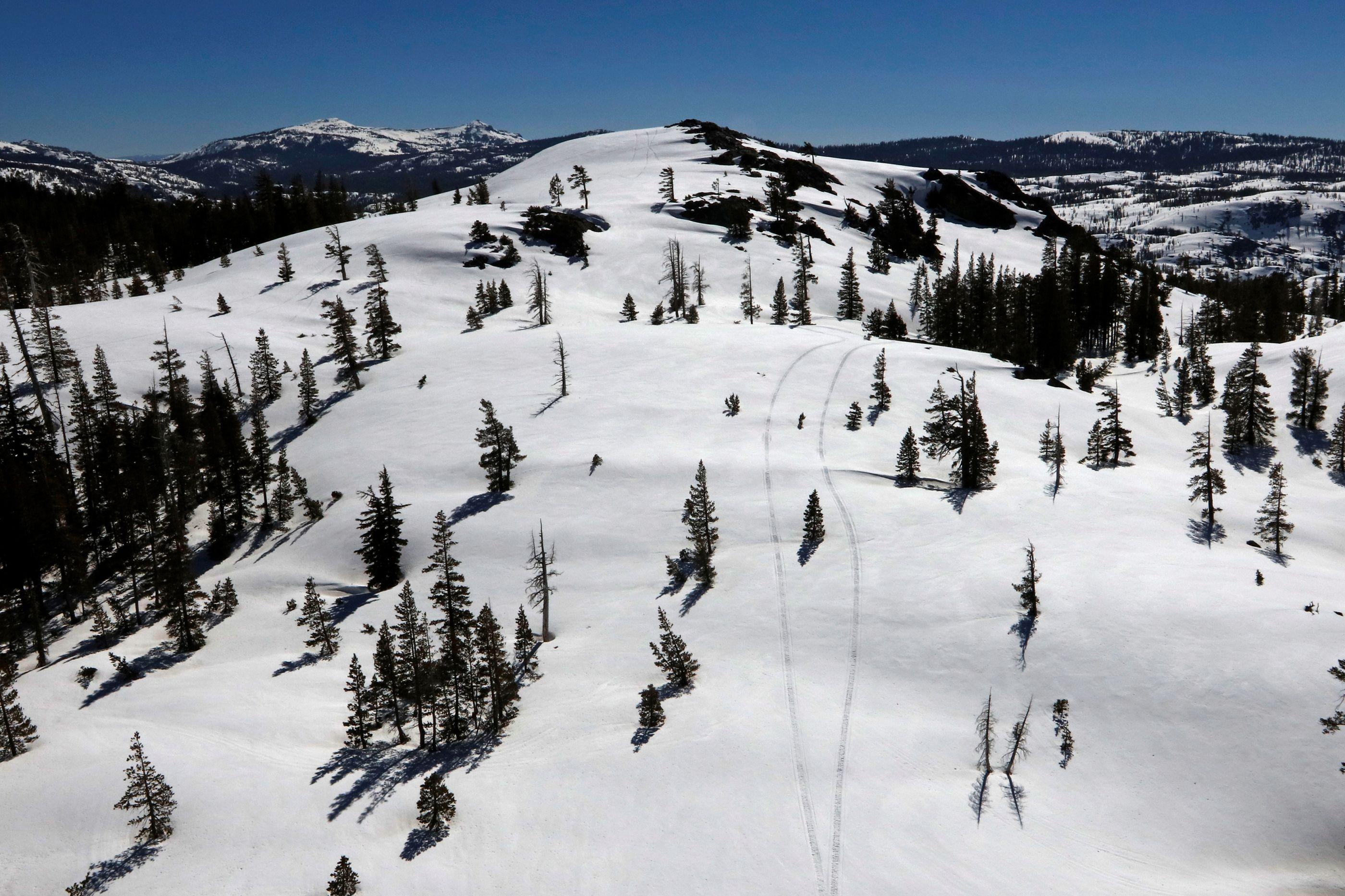 Alpinista morre na Serra Nevada após cair de uma altura de 200 metros