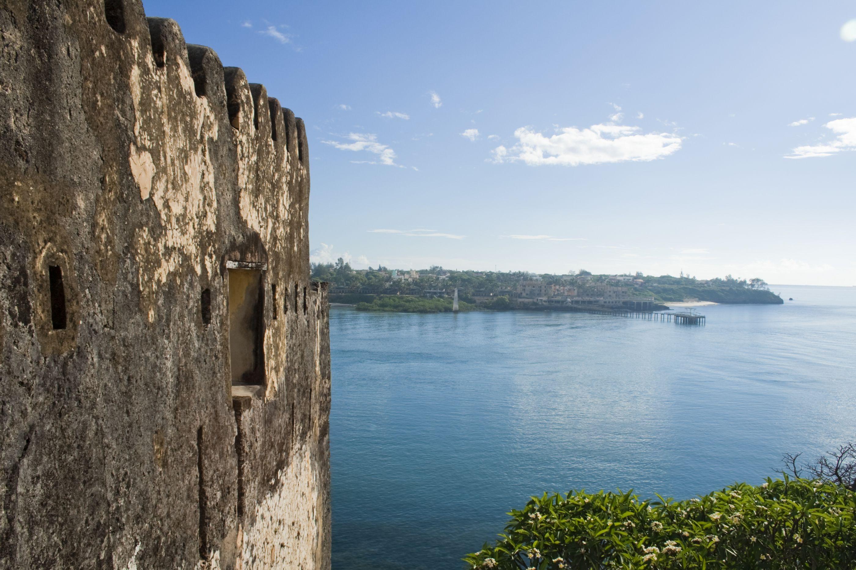 Mar ameaça herança de Vasco da Gama no Quénia