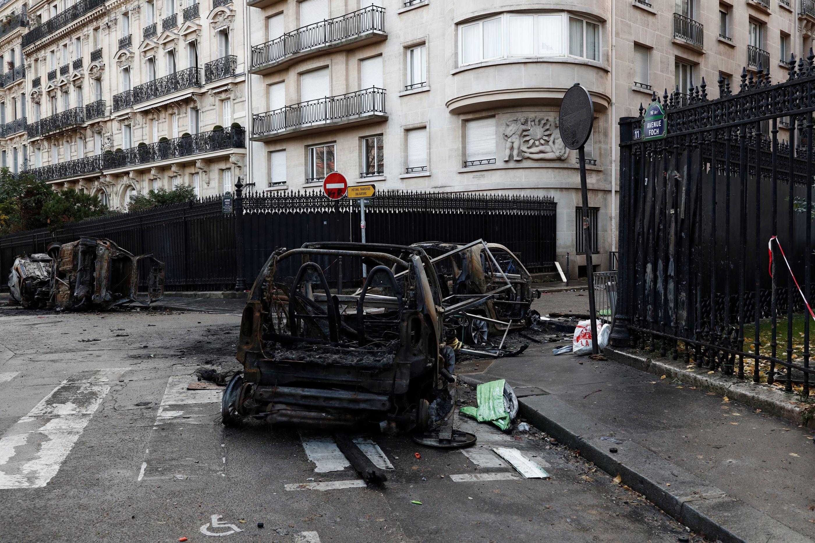 Protesto dos 'coletes amarelos' provocou um morto em acidente com camião