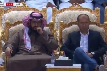 As primeiras imagens de Leonardo Jardim na Arábia Saudita