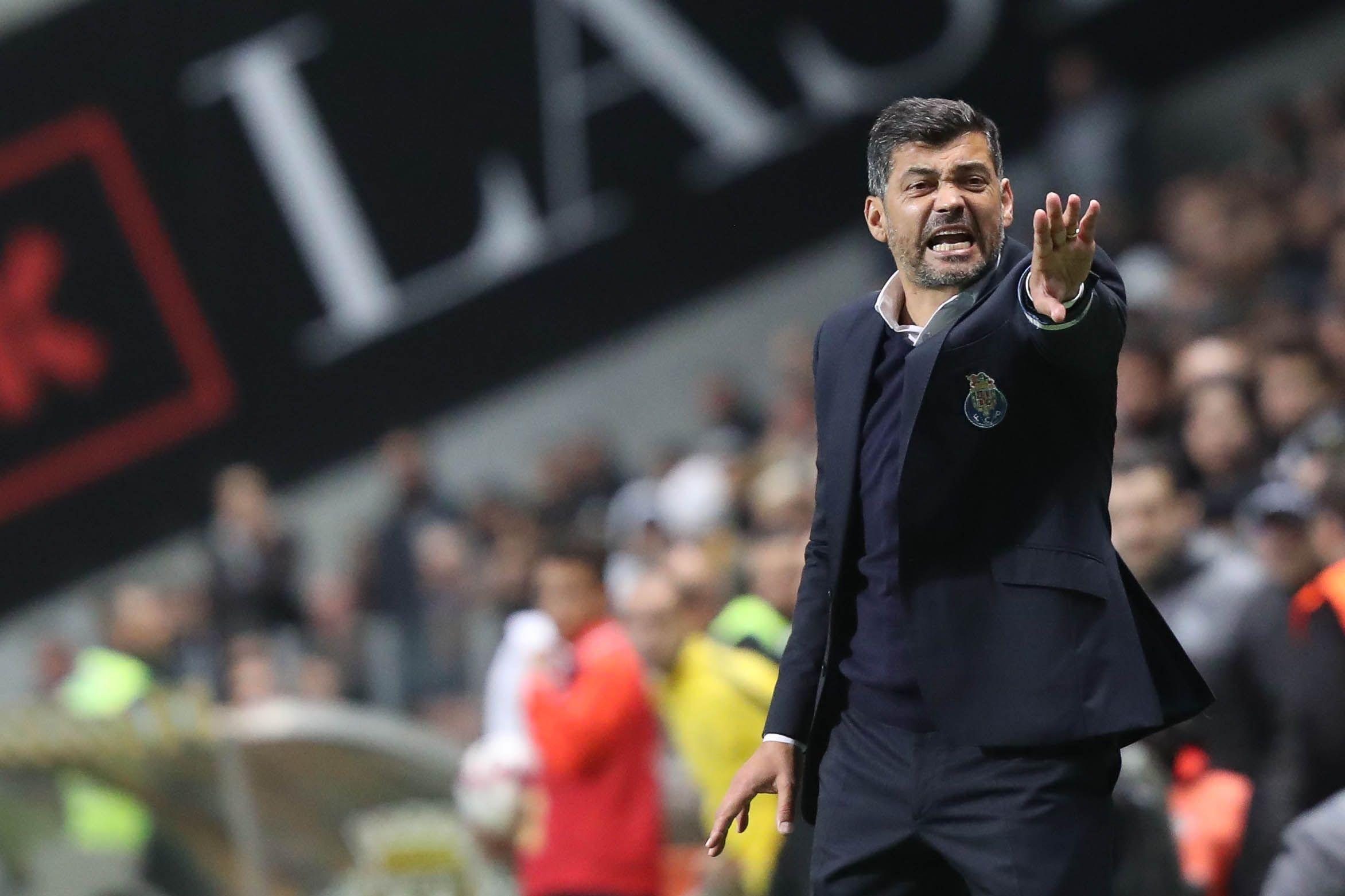 Filho de Conceição reagiu ao jogo do Bessa e 'gerou' onda no Twitter