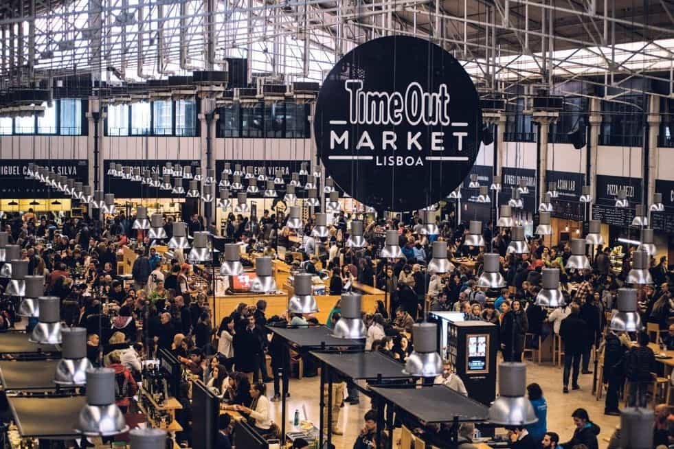 O Natal já chegou ao Time Out Market: Concertos, mercados e workshops