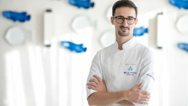 Restaurante VISTA aposta na pastelaria e contrata Chef Carlos Fernandes