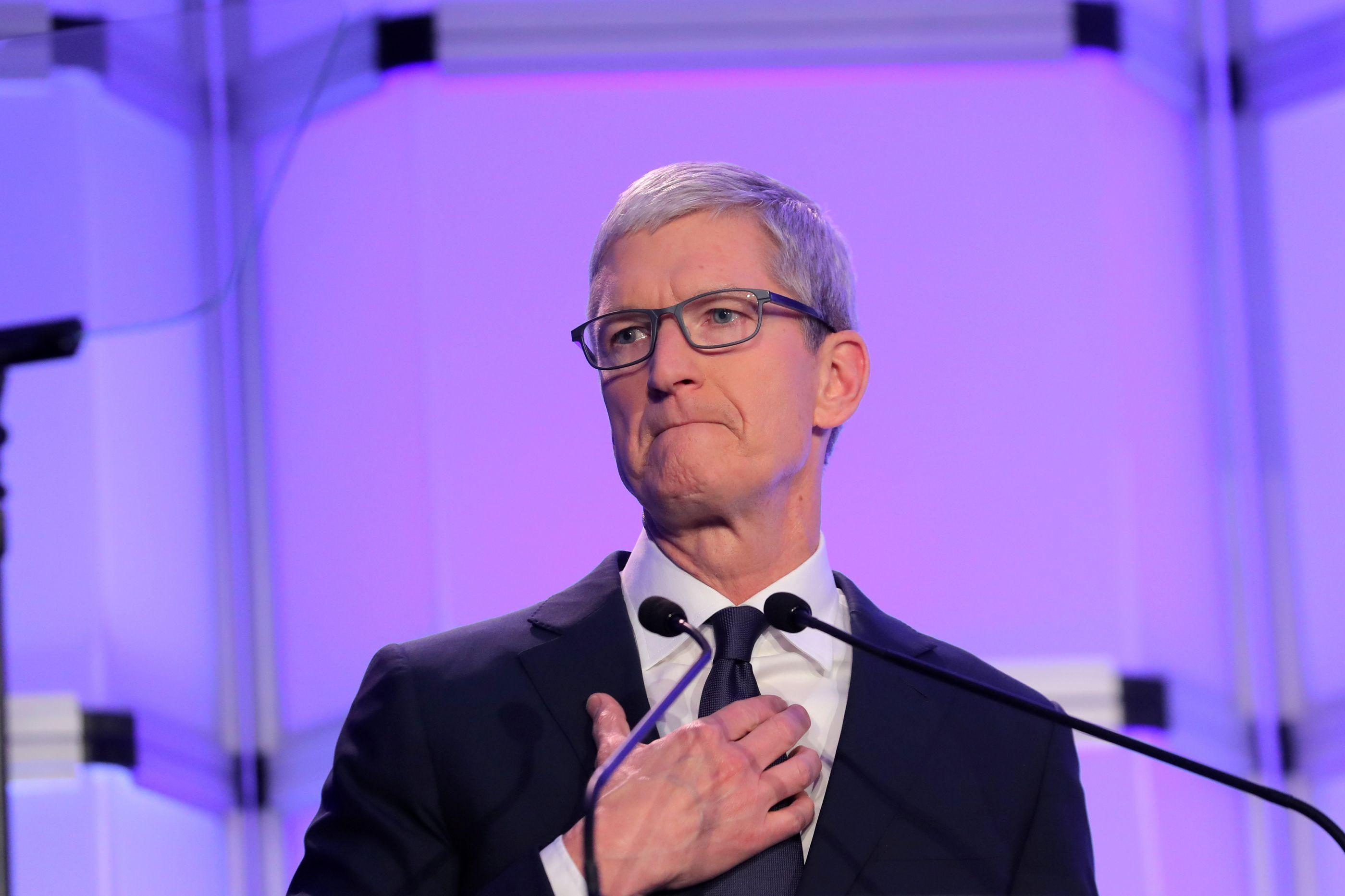 Apple venderá menos iPhones e culpa substituição de baterias