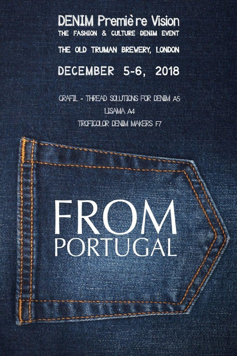 O Denim português está na moda e afirma-o em Londres