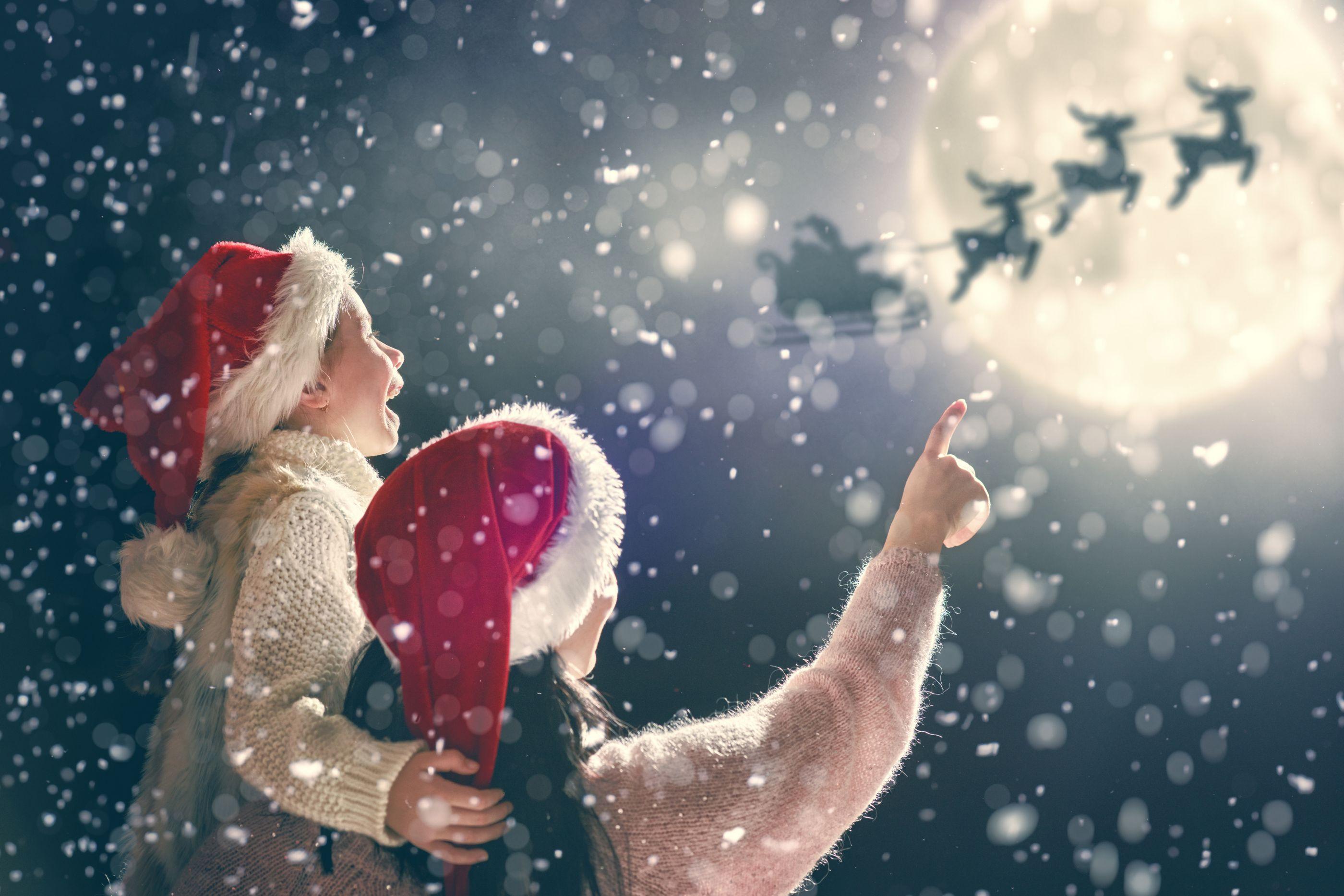 Pai Natal, duendes e renas: Visite o Natal no Bairro