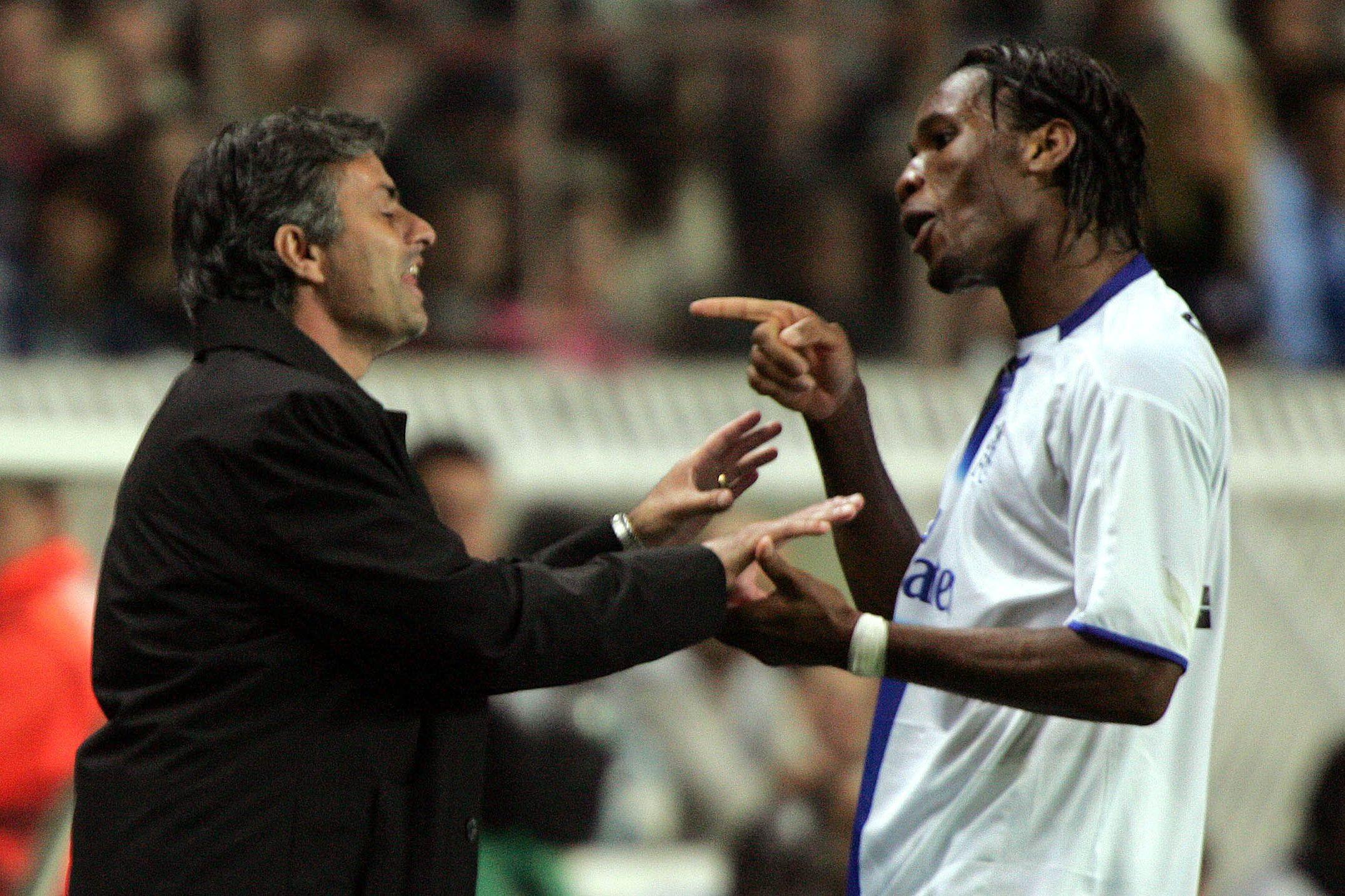 Drogba revela insólita pergunta de Mourinho quando treinava o FC Porto