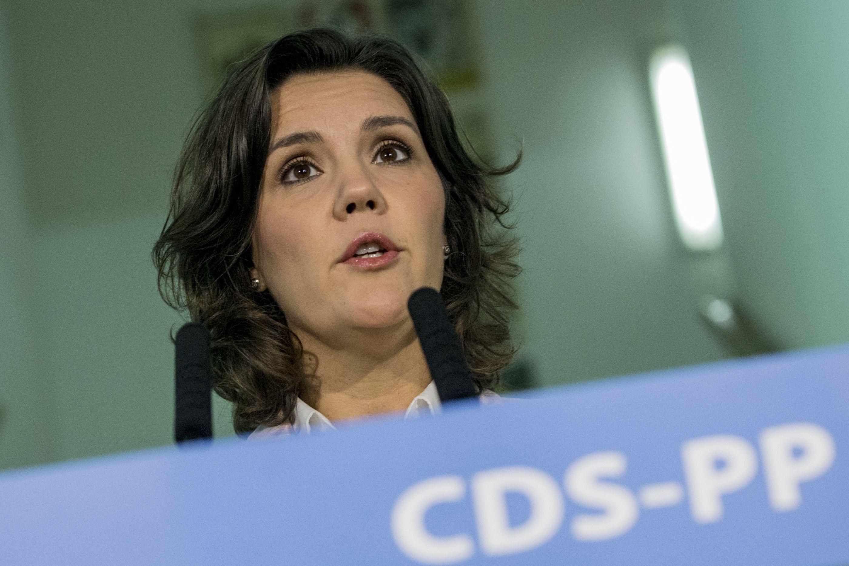 CDS e Cristas entram em modo campanha para as legislativas de outubro