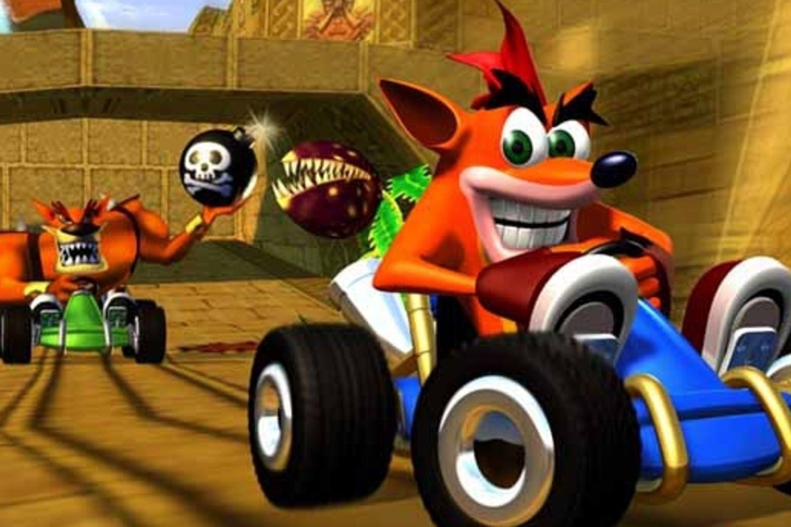 Fã de 'Crash Bandicoot'? Pode estar prestes a receber boas notícias
