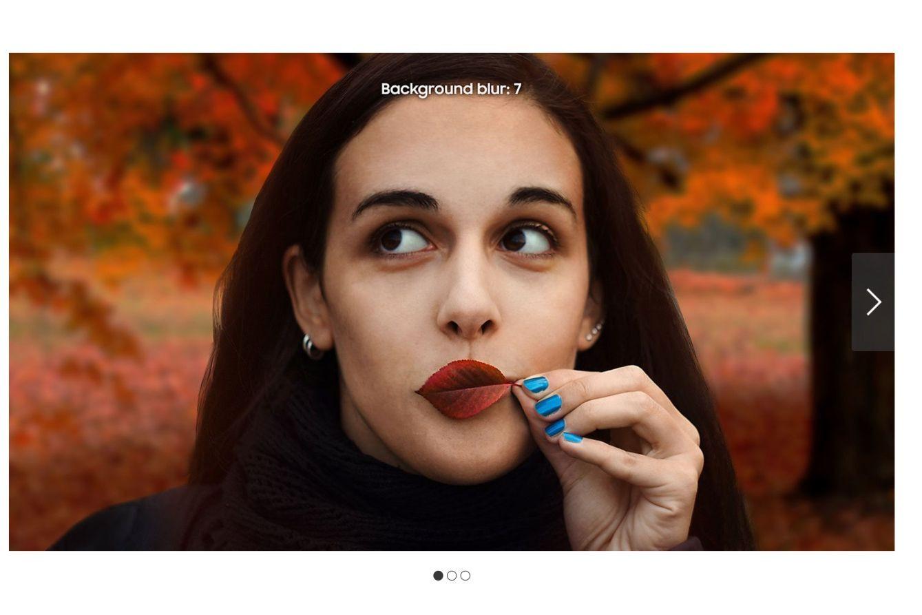 Apanhada. Samsung usou fotografia de câmara DSLR para promover smartphone