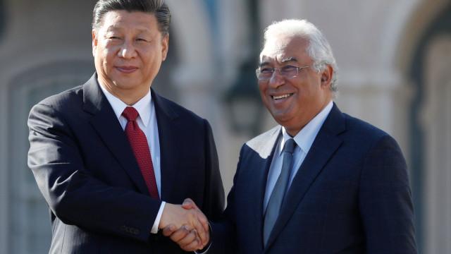 Portugal e China firmam 17 acordos com destaque para cooperação económica