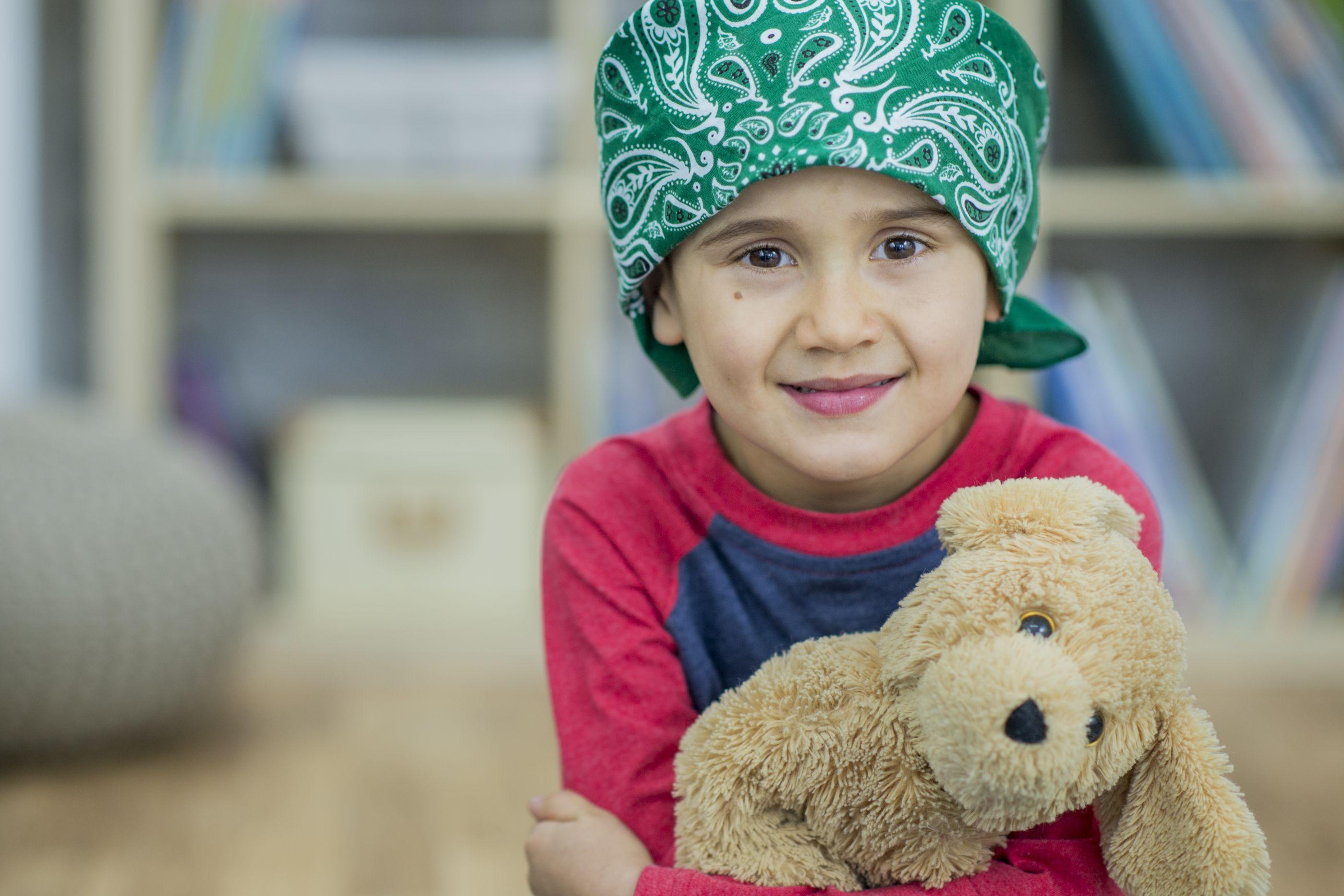 Estes são os nove tipos de cancro mais comuns nas crianças