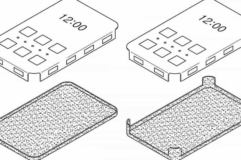 Nova patente da Samsung lança confusão entre os fãs