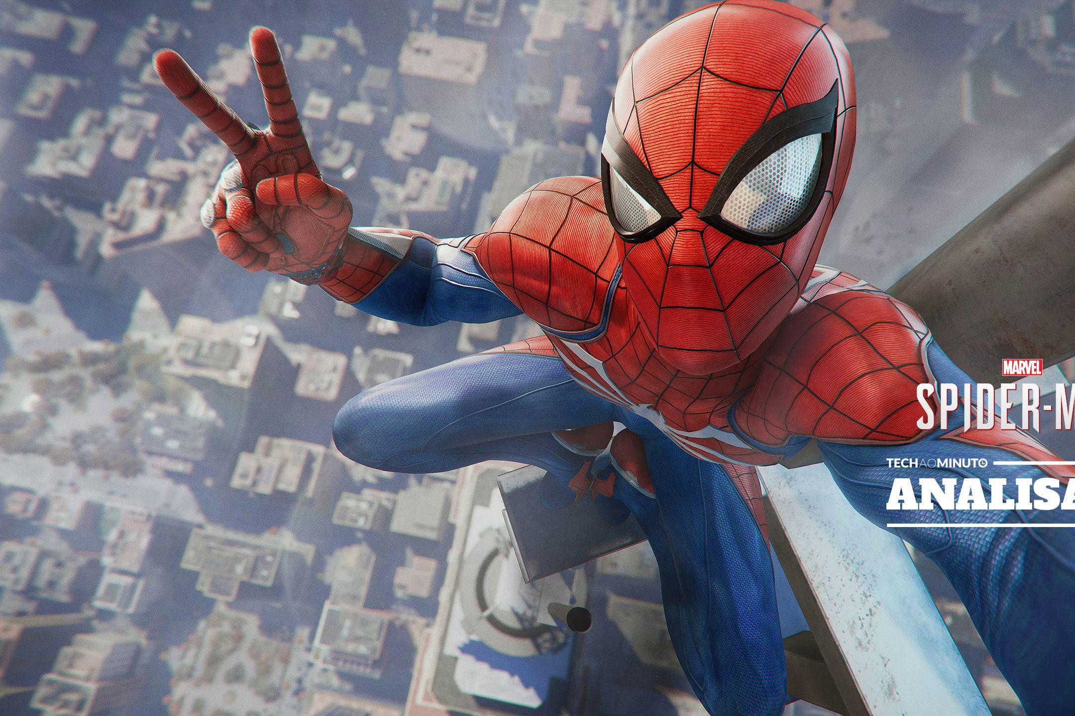 Marvel's Spider-Man: Nunca foi tão divertido ser um super-herói