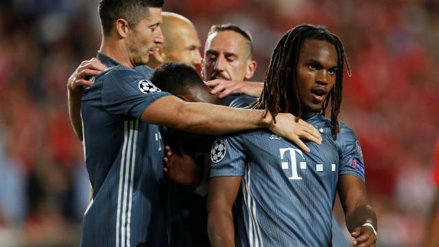 Bayern e Renato Sanches têm de fazer o que nunca fizeram na Bundesliga