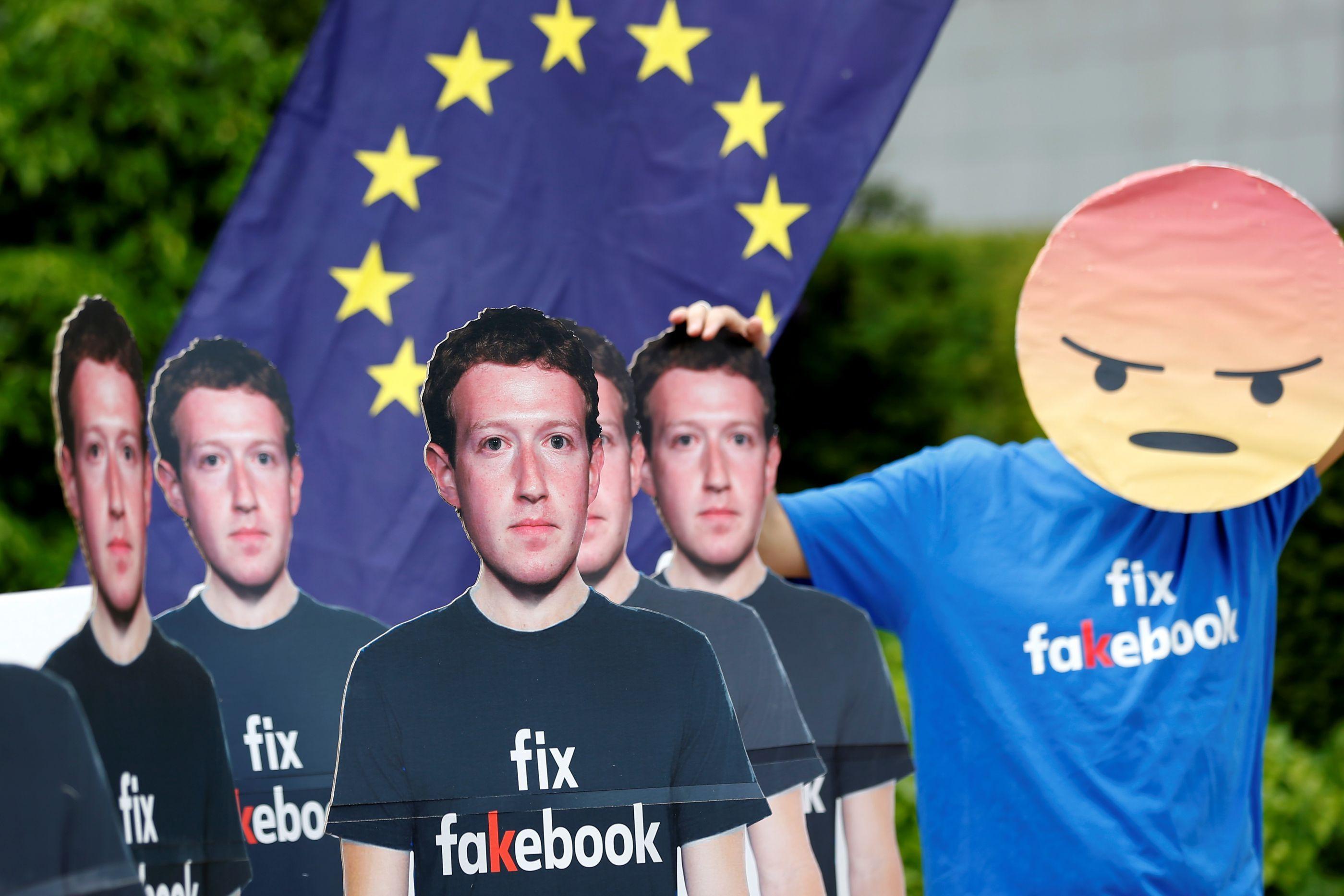 Facebook. Documentos internos revelam táticas impiedosas da rede social