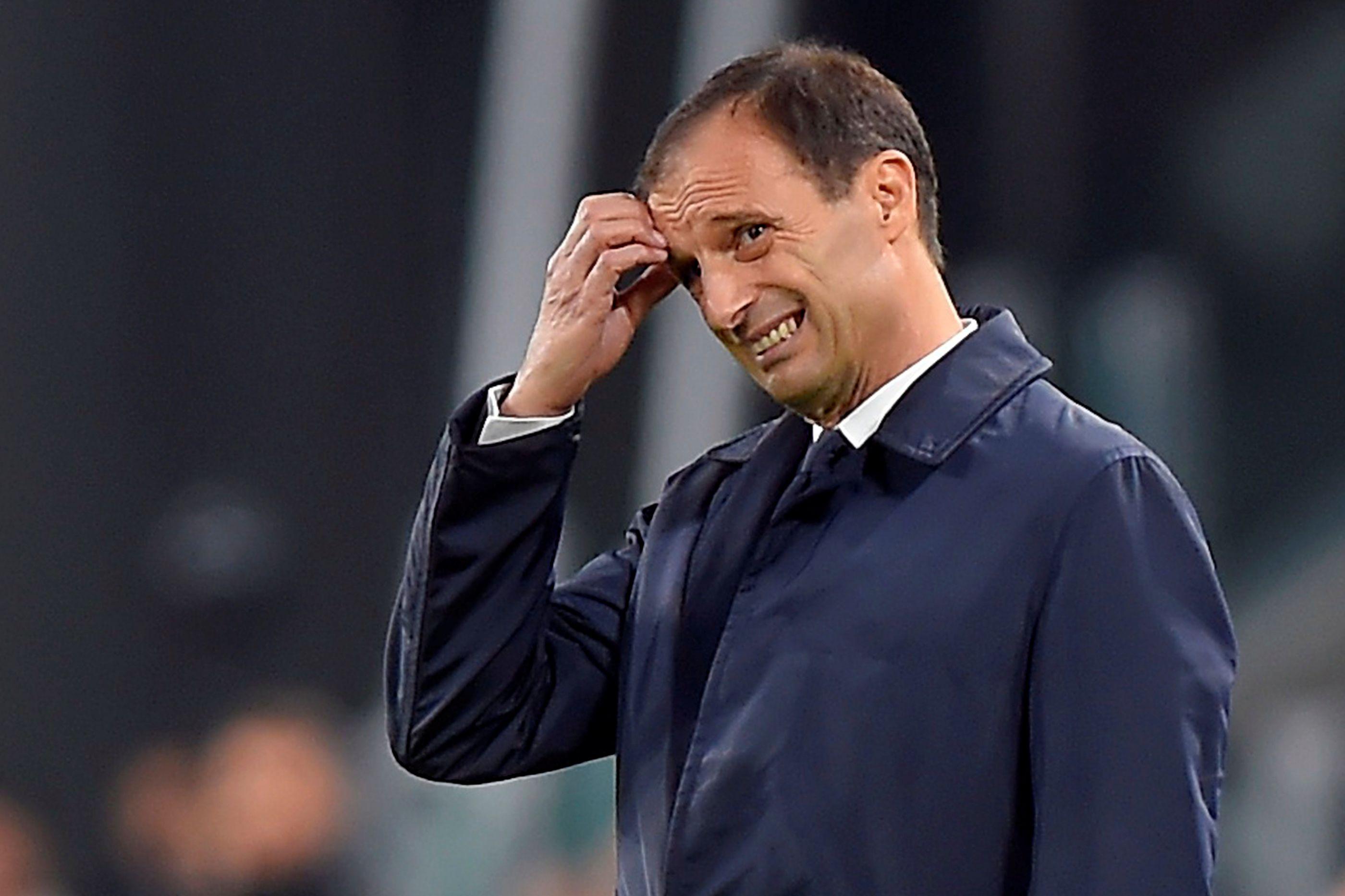 Os três principais candidatos para suceder a Allegri na Juventus
