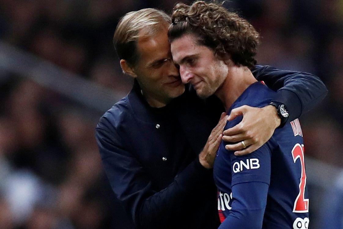 Paris Saint-Germain faz forcing final para tentar manter Rabiot