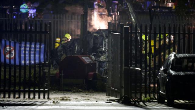Revelada causa da queda de helicóptero de dono do Leicester