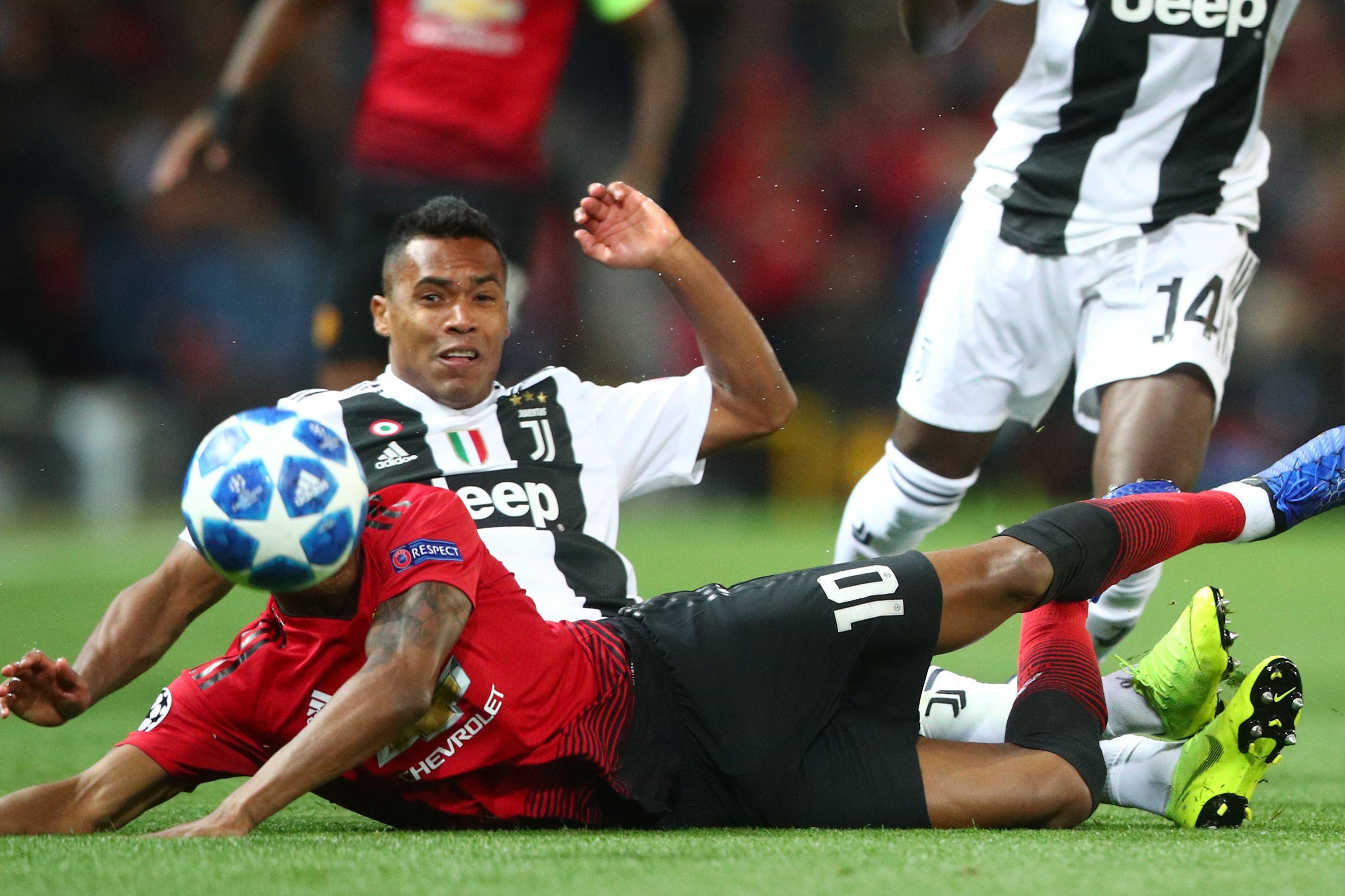 Juventus 'blinda' Alex Sandro e segura lateral até 2023