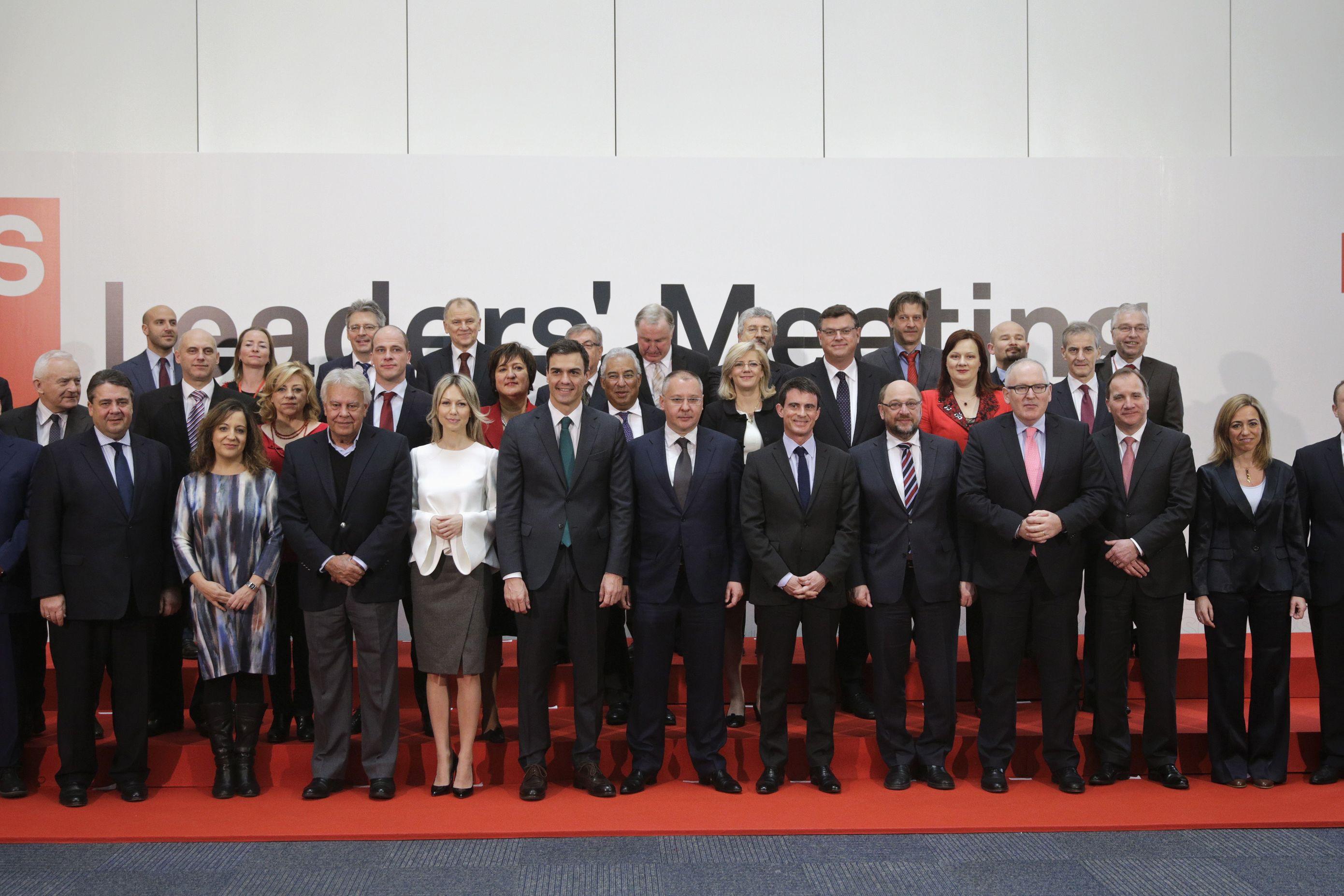 XI Congresso do Partido Socialista Europeu arranca hoje em Lisboa