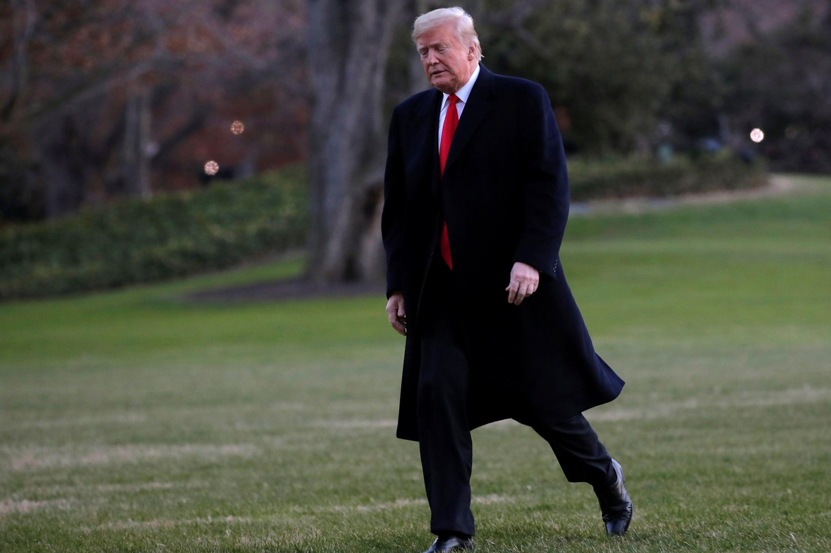 Após ataque em Estrasburgo, Trump vai reforçar segurança nas fronteiras