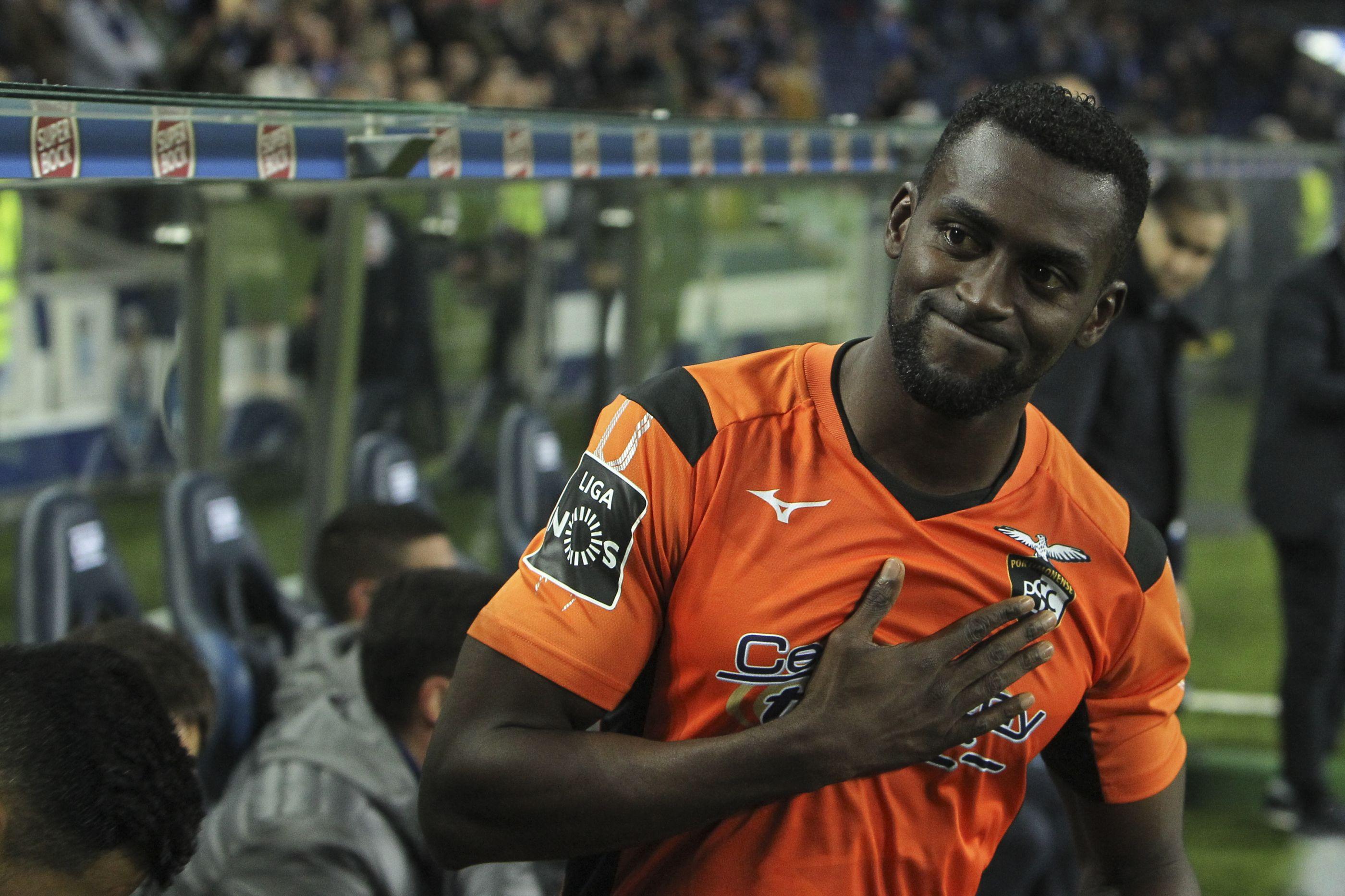 Jackson Martínez envia sentida mensagem a adeptos do FC Porto