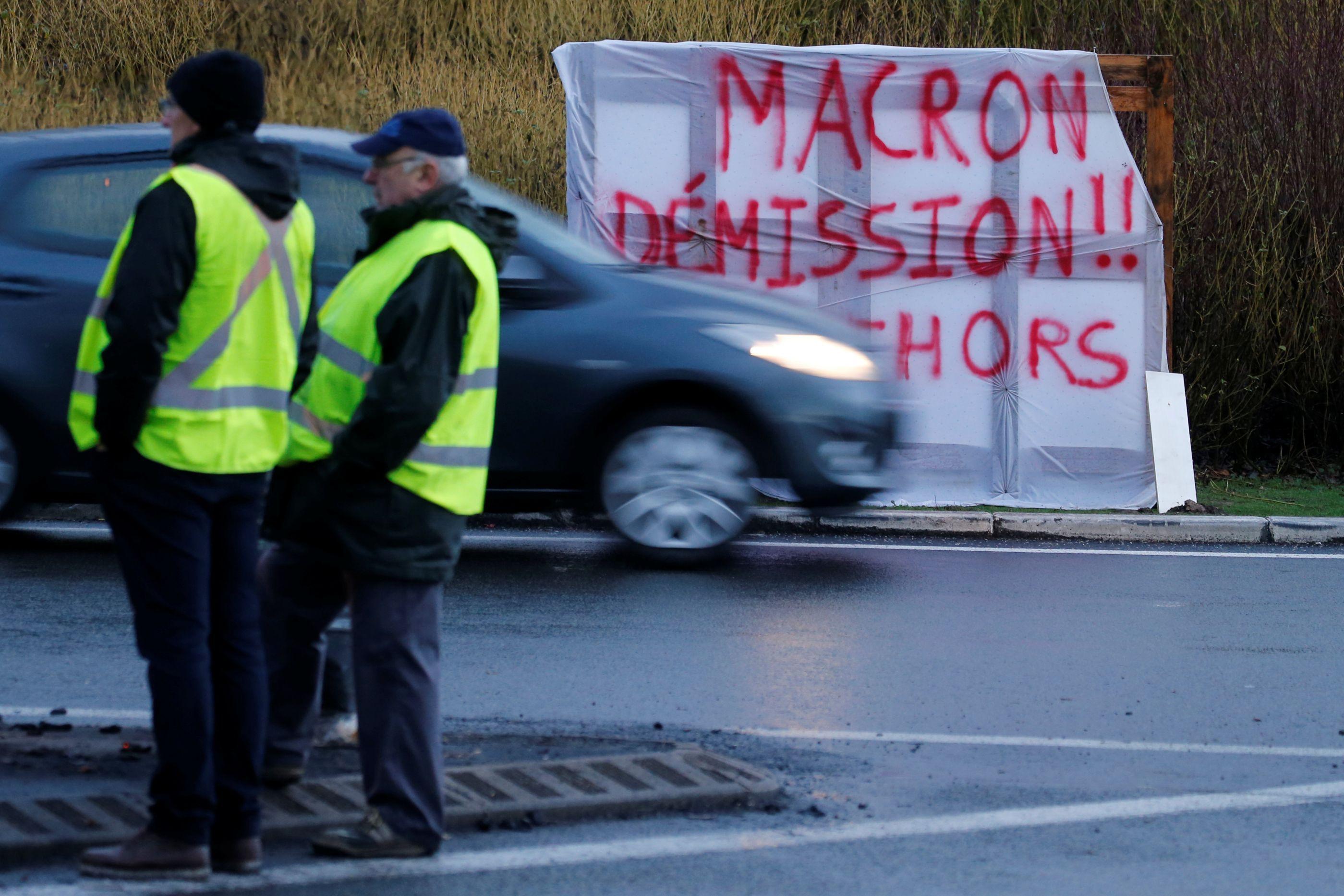 """""""Coletes amarelos"""" em França penalizaram economia da zona euro"""